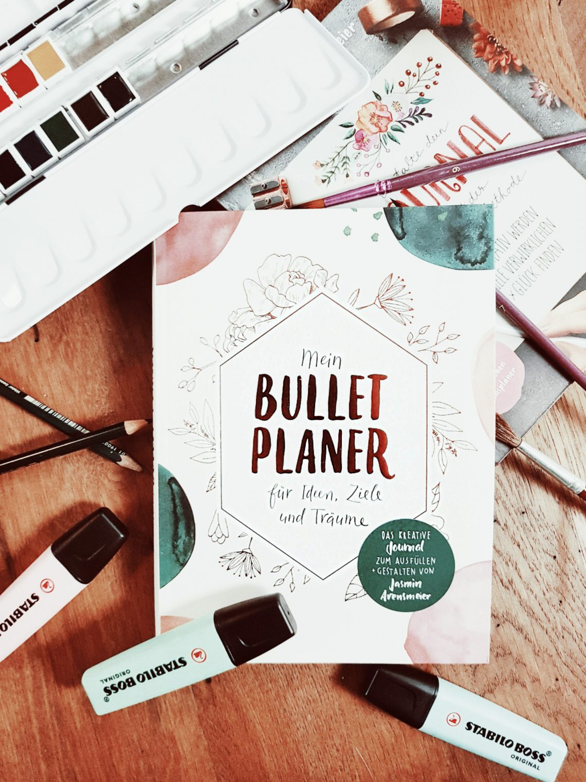Bild Bullet Planer und Stifte