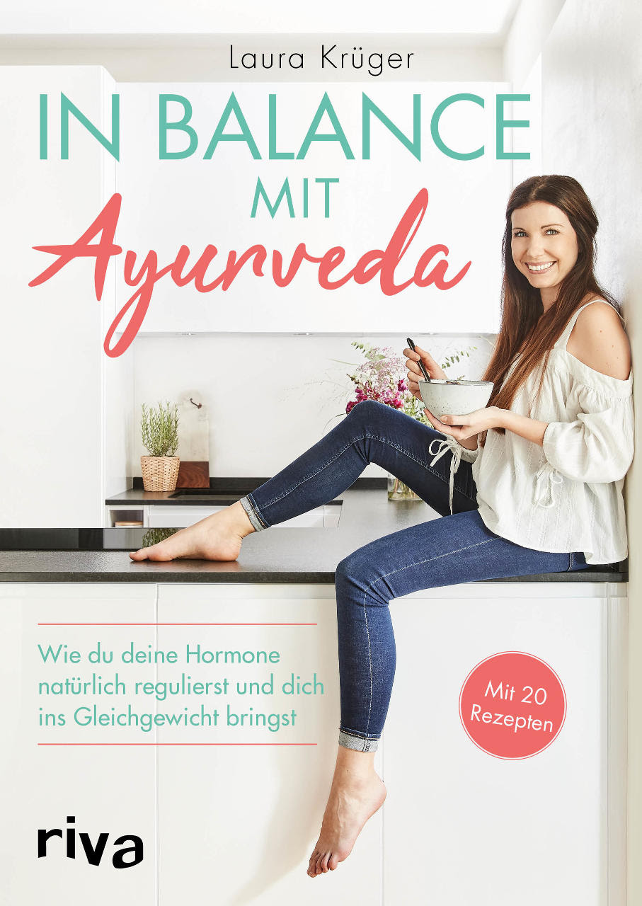 Cover In Balance mit Ayurveda