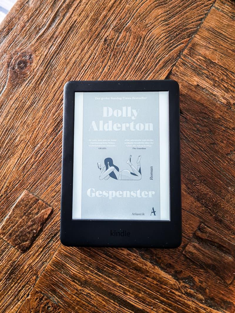 Gespenster Buchcover